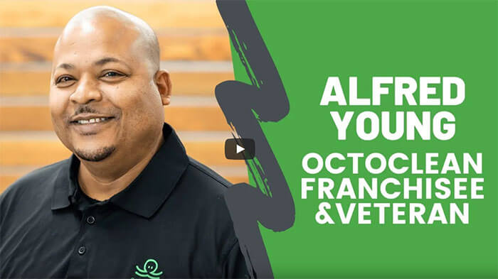 Veteran and OctoClean Franchise Owner | Alfred Young