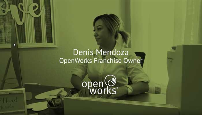 Openworks Franchise Owner: Denis Mendoza