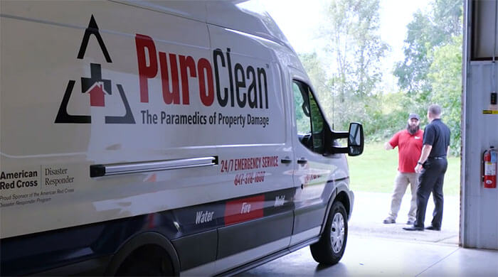 What is the value of owning your own business with PuroClean?
