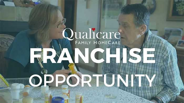 Qualicare Home Care Franchise Opportunity - Be The Difference