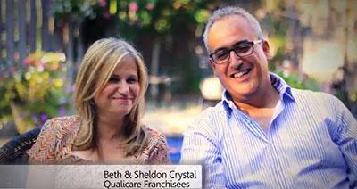 Beth & Sheldon Crystal - Qualicare Franchisees