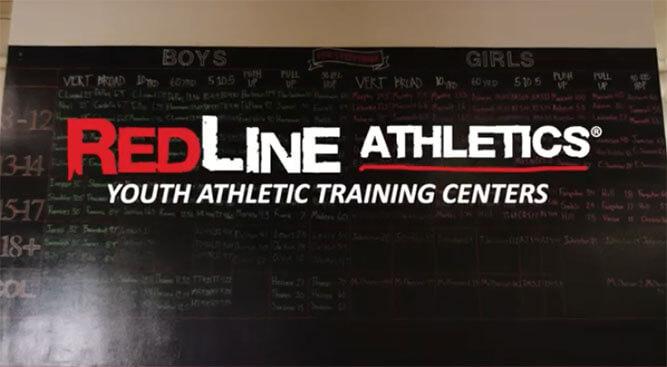 RedLine Athletics 60 Second Informational Video