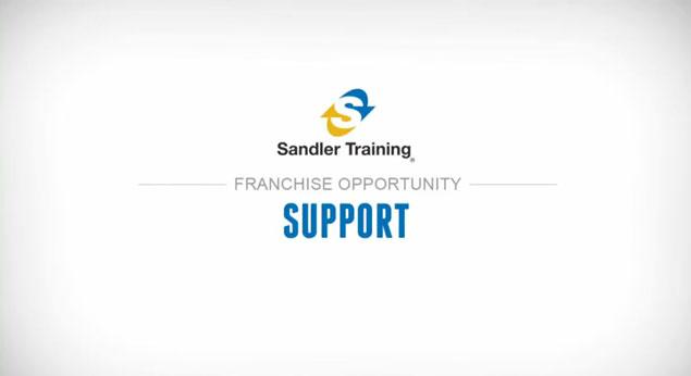 Sandler Training® - Franchise Support