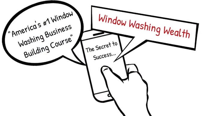 Window Washing Wealth Doodly