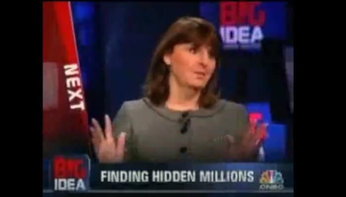 Brenda Dronkers - hidden millions