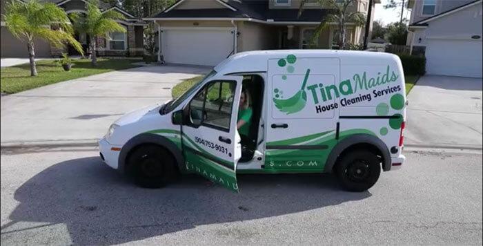 Tina Maids franchise