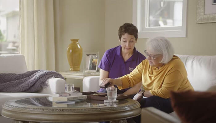 Touching Hearts at Home Brand Story