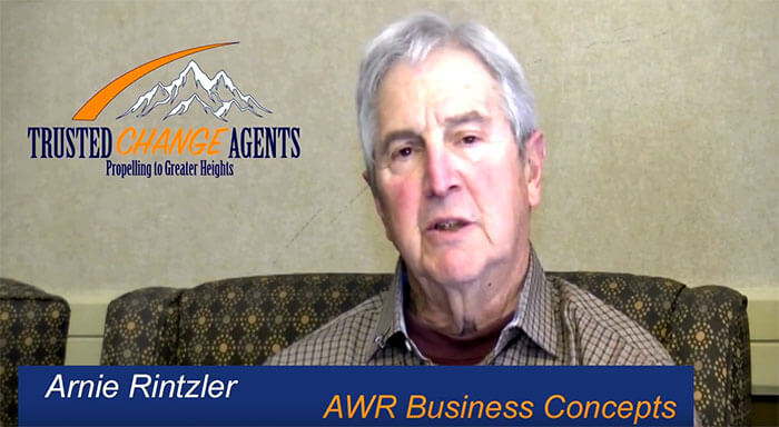 Arnie Rintzler Chats with Trusted Change Agents About Consulting