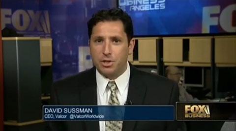 David Sussman - CEO, Valcor