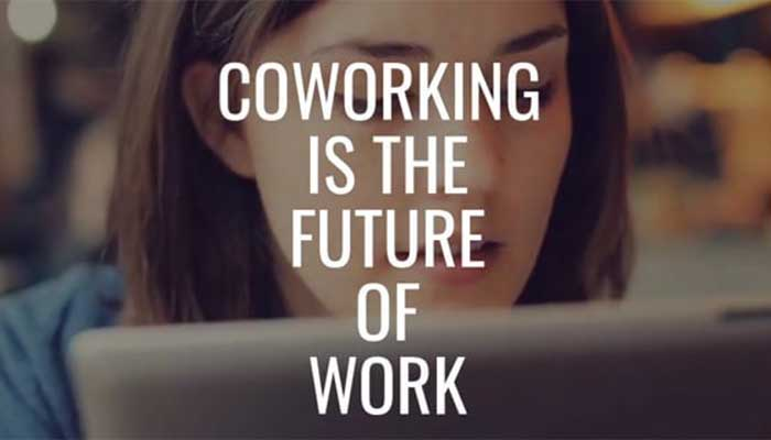 Coworking Spaces - The Future of Work
