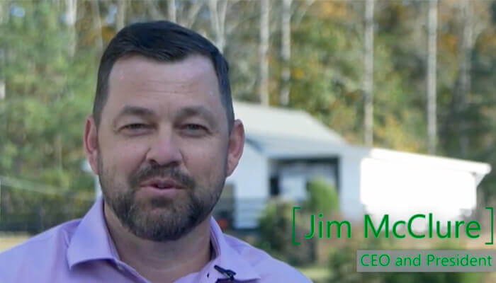 Jim McClure - CEO and President of Weed Man