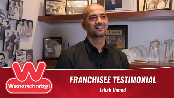 Wienerschnitzel Franchisee Testimonial: Ishak Ihmud