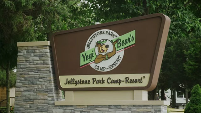 A Family Vacation at Jellystone Park: One Family's Cabin Adventure
