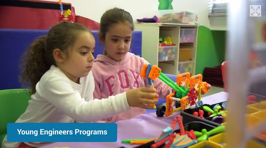 Young Engineers STEM Programs